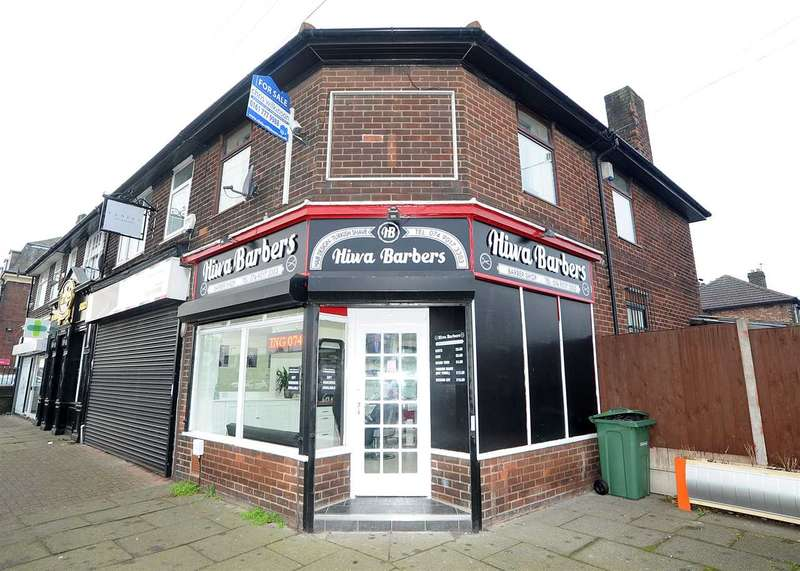 3 Bedrooms Shop Commercial for sale in 506 Liverpool Road, Irlam M44 6AJ