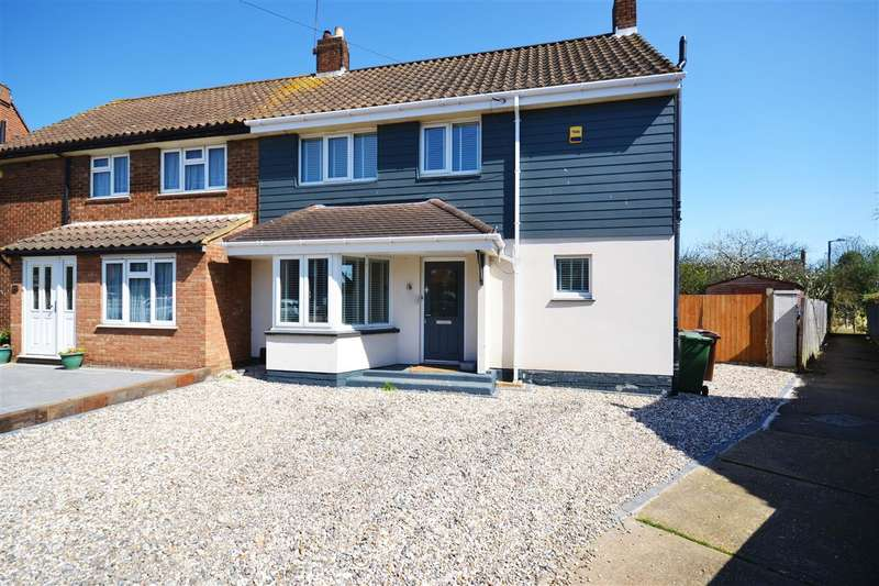 5 Bedrooms Semi Detached House for sale in Thames Close, Corringham