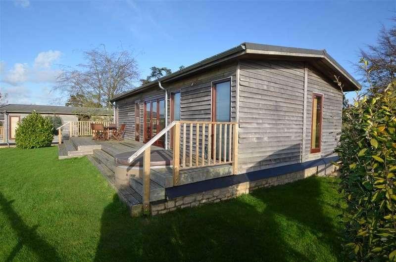 2 Bedrooms Park Home Mobile Home for sale in Portmile, Dawlish