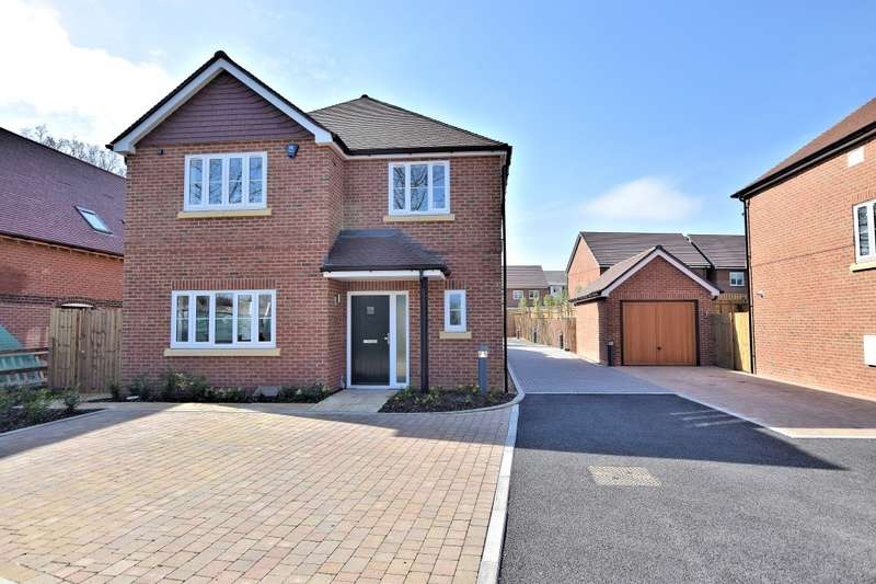 4 Bedrooms Detached House for sale in Croft Road, Spencers Wood, Reading, RG2