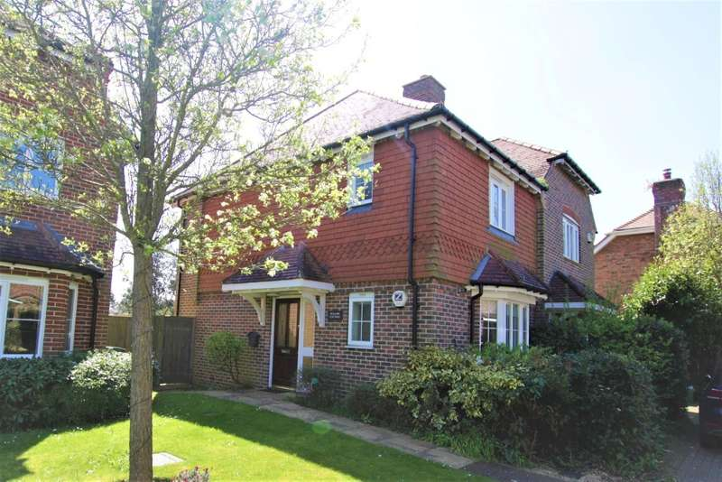 2 Bedrooms Semi Detached House for sale in Morrison Close, Upper Basildon, Reading, RG8