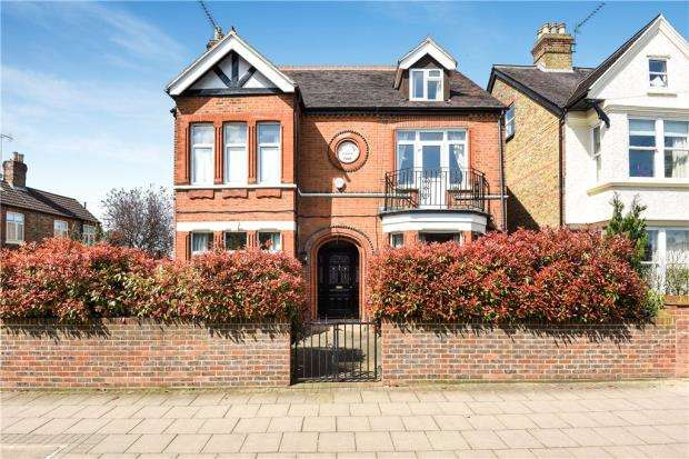 7 Bedrooms Detached House for sale in St. Leonards Road, Windsor, Berkshire