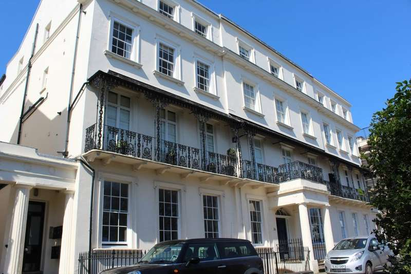 2 Bedrooms Flat for sale in Clarendon Square, Leamington Spa, CV32