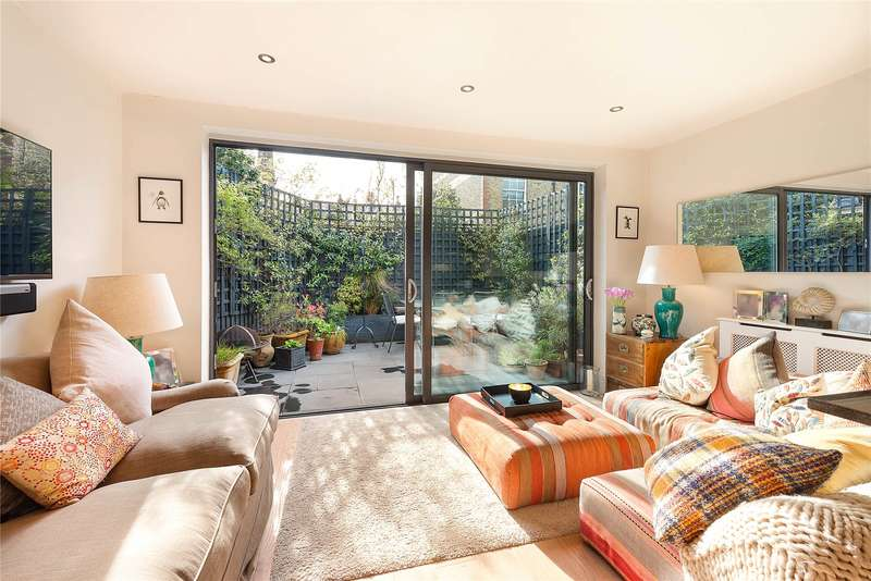 3 Bedrooms End Of Terrace House for sale in Joubert Street, Battersea, London, SW11