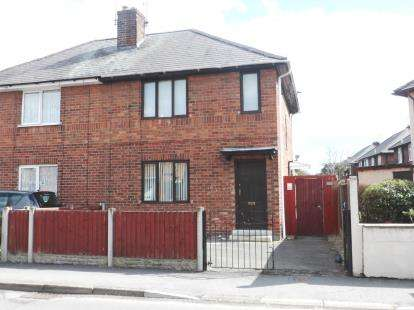 3 Bedrooms Semi Detached House for sale in Victoria Road, Saltney, Chester, Flintshire, CH4