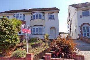 Semi Detached House for sale in Weald View Road, Tonbridge, Kent