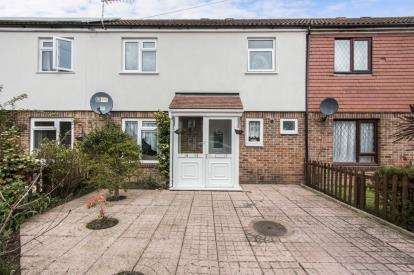 3 Bedrooms Terraced House for sale in Townsend, Bournemouth, Dorset