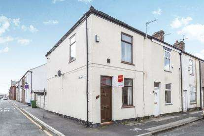 2 Bedrooms End Of Terrace House for sale in Henrietta Street, Leigh, Greater Manchester, Lancashire