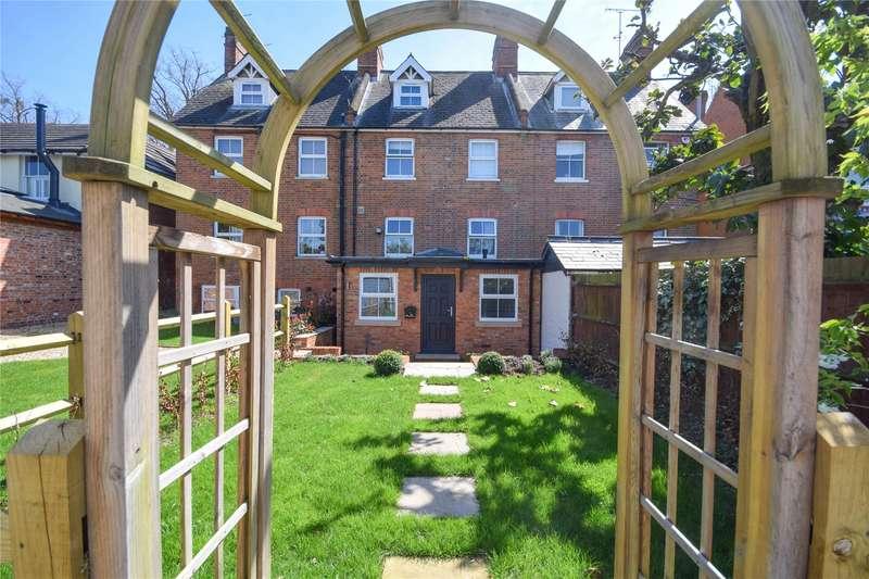 2 Bedrooms Apartment Flat for sale in Fairview Road, Wokingham, Berkshire, RG40