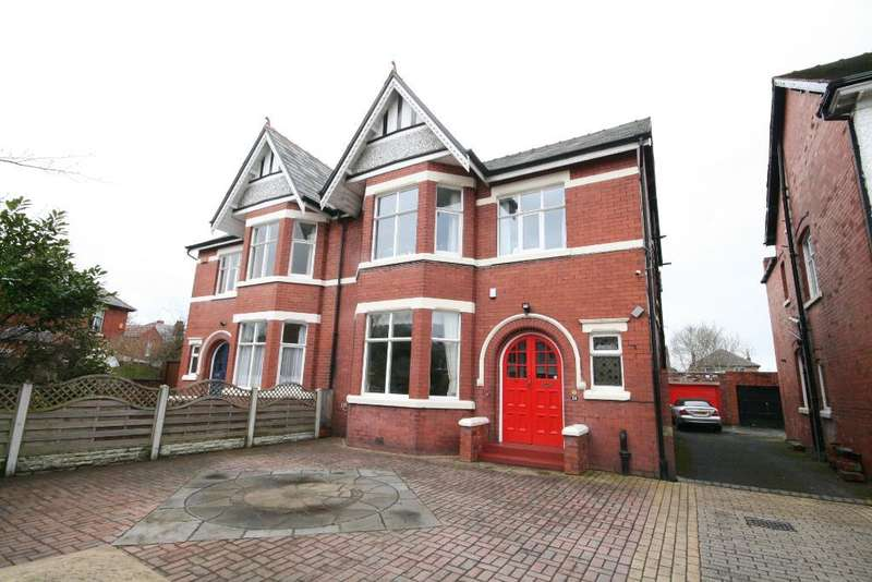 4 Bedrooms Semi Detached House for sale in Melling Road, Southport, PR9 9DU