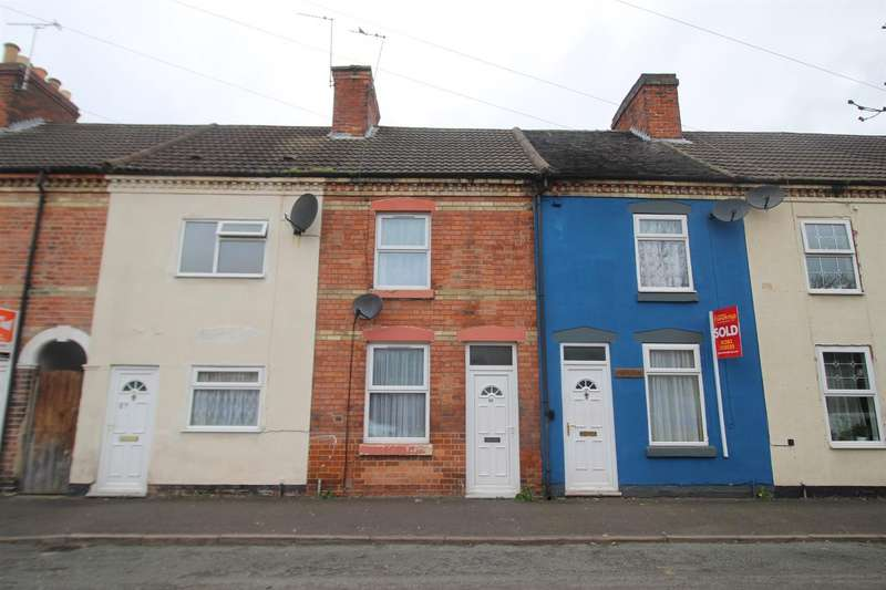 3 Bedrooms Terraced House for sale in King Street, Burton-On-Trent