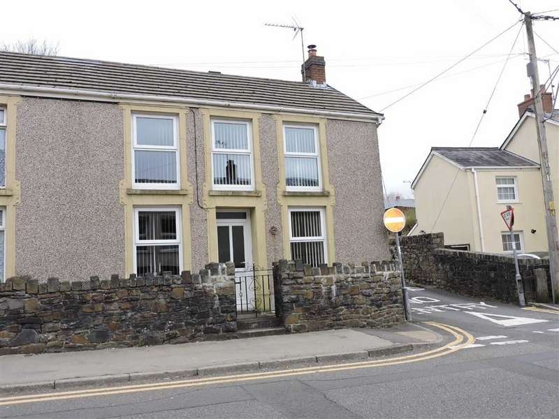 2 Bedrooms Cottage House for sale in Cwmgarw Road, Upper Brynamman, Ammanford