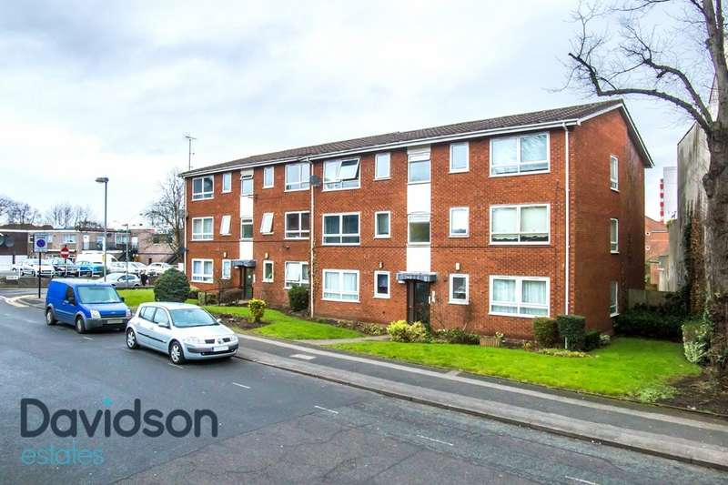 2 Bedrooms Flat for sale in Frances Road, Edgbaston, B16 8SN