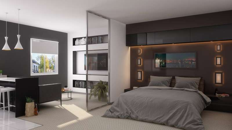 2 Bedrooms Flat for sale in Rea Street, Digbeth, Birmingham City Centre, B5 0ES