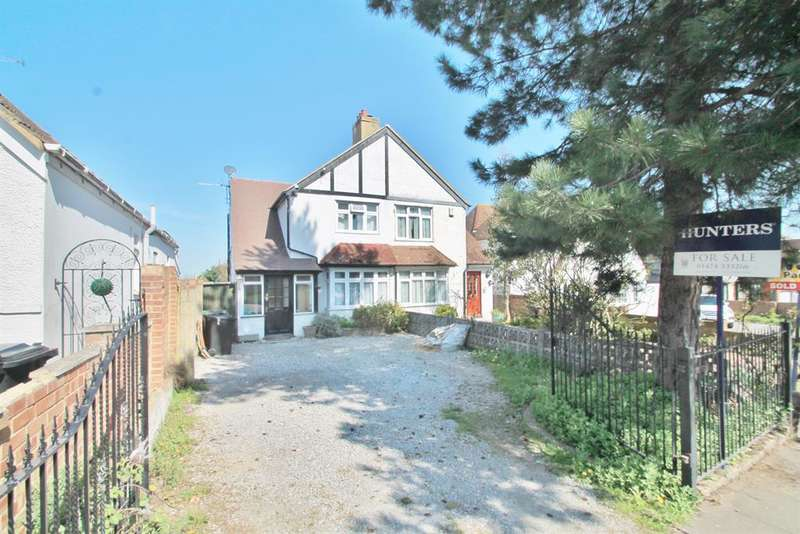 2 Bedrooms Semi Detached House for sale in Lower Higham Road , Chalk , Kent, DA12 2NW