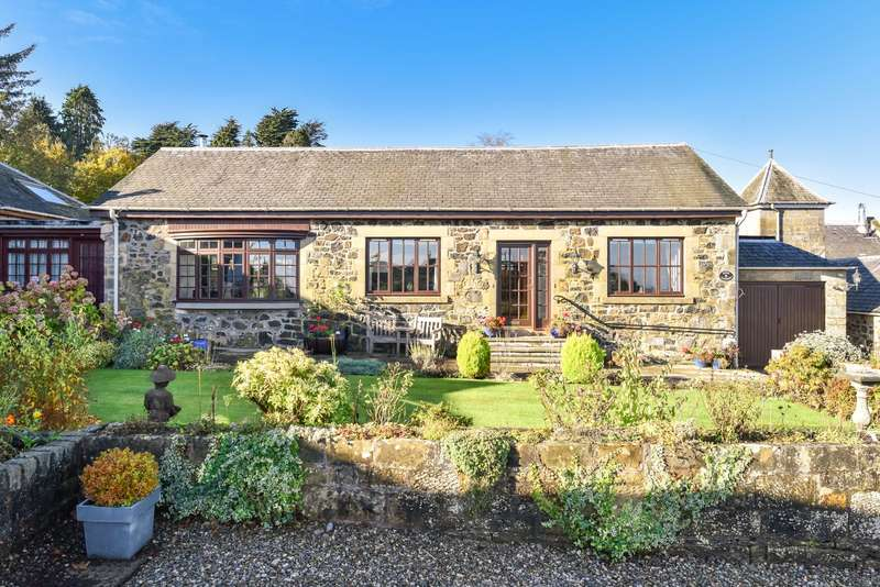3 Bedrooms End Of Terrace House for sale in Byre Cottage, 5 Mount Melville Steading, St. Andrews, Fife, KY16
