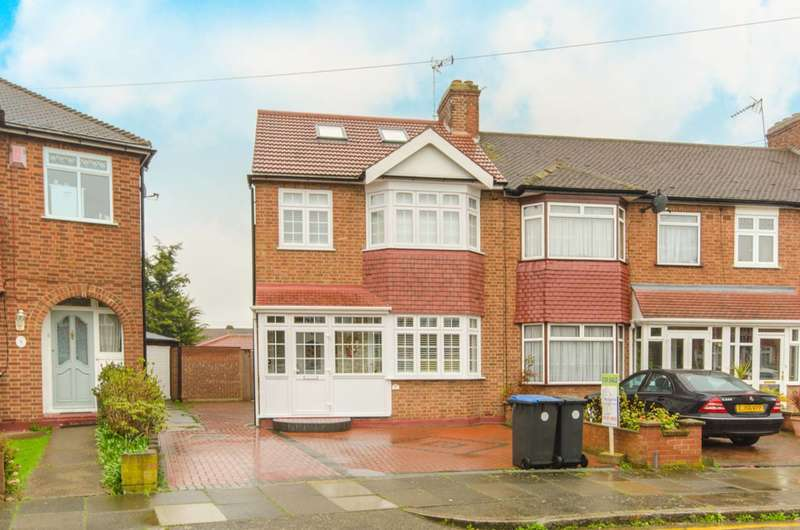 4 Bedrooms House for sale in Lynmouth Avenue, Bush Hill Park, EN1
