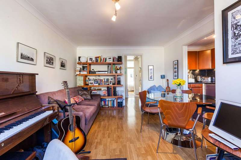 1 Bedroom Flat for sale in Brixton Road, Brixton, SW9