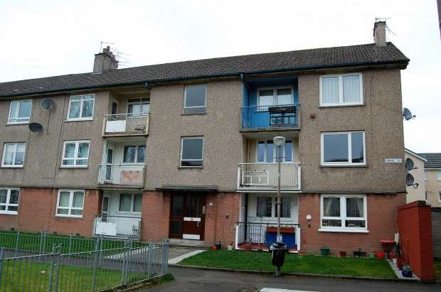 2 Bedrooms Flat for sale in Kinnell Square , Cardonald, G52