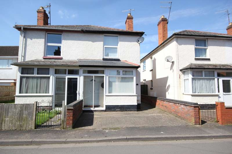 2 Bedrooms Semi Detached House for sale in Cypress Street, Barbourne, Worcester, WR3