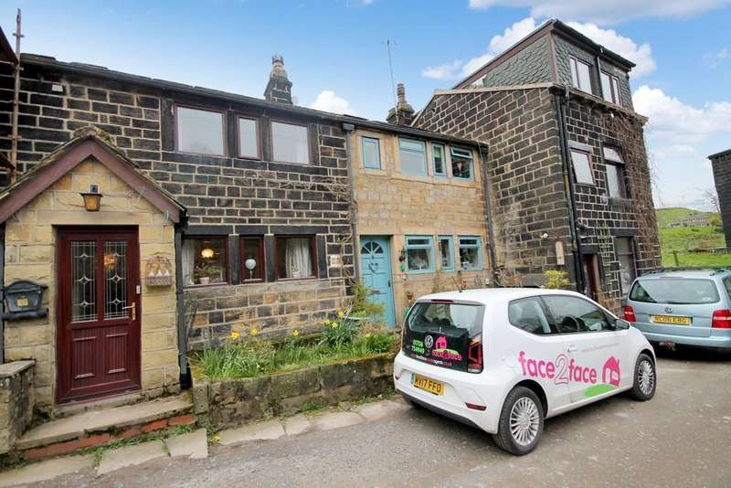 3 Bedrooms Cottage House for sale in Pudsey Road, Todmorden