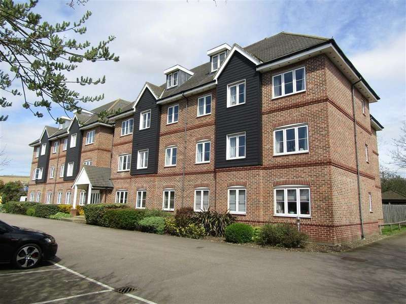 2 Bedrooms Flat for sale in Cadwell Green, Cadwell Lane, Hitchin, SG4