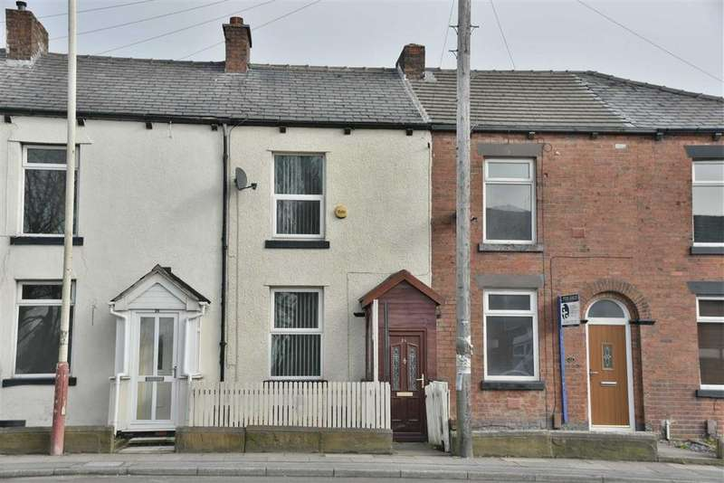 2 Bedrooms Terraced House for sale in Chorley Road, Westhoughton