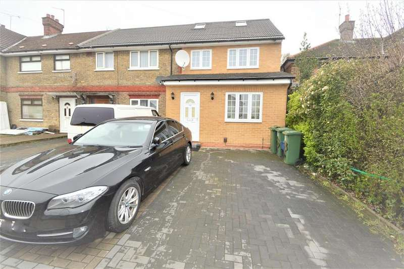 5 Bedrooms End Of Terrace House for rent in Kingsley Road, Ilford