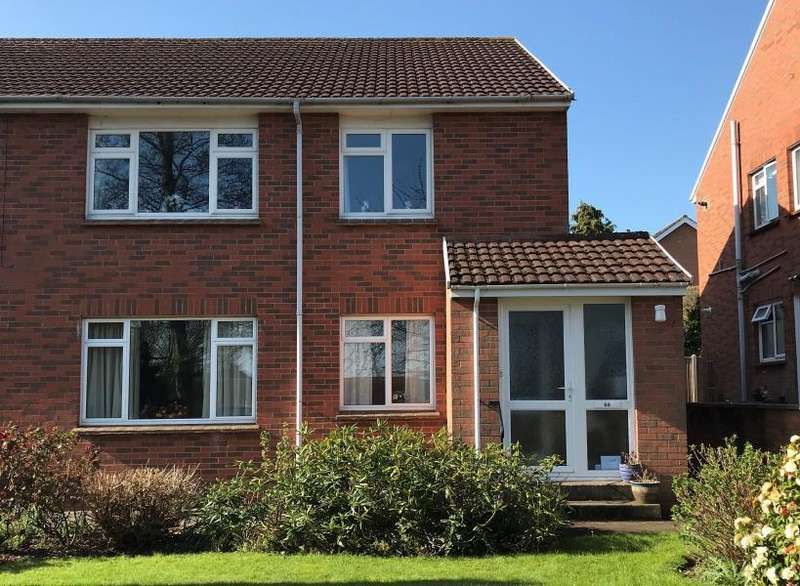 2 Bedrooms Apartment Flat for sale in Townsend Road, Minehead
