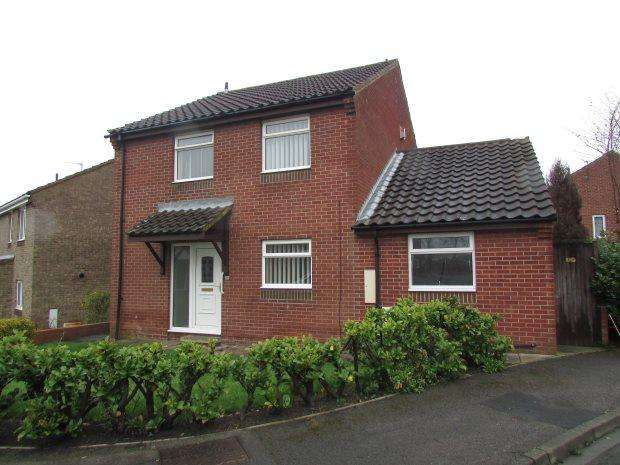 4 Bedrooms Detached House for sale in NEWQUAY CLOSE, THROSTON GRANGE, HARTLEPOOL