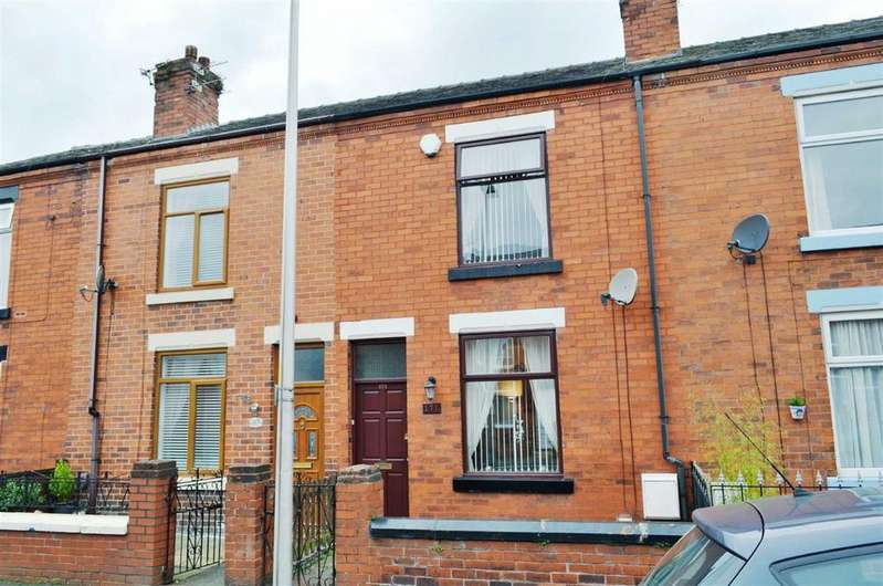 2 Bedrooms Terraced House for sale in Hope Street, Leigh