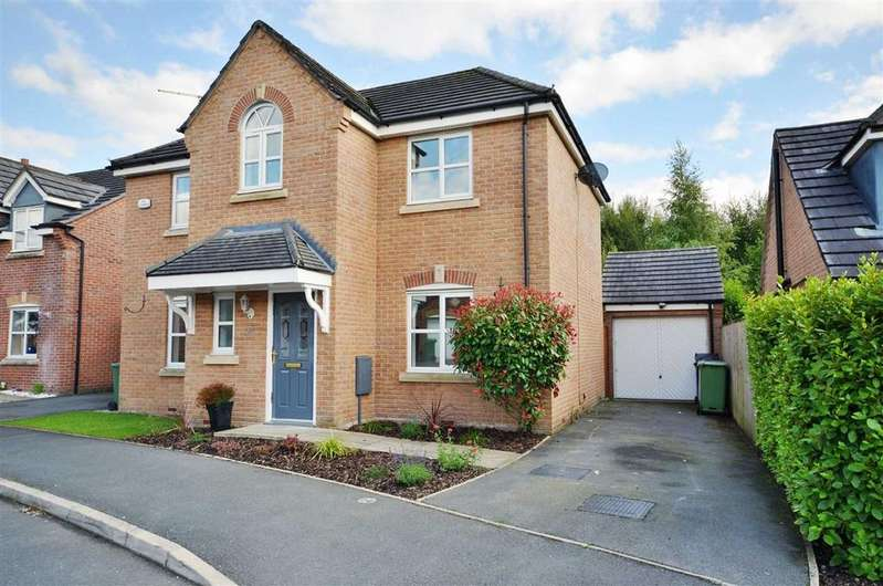 4 Bedrooms Detached House for sale in Gadbrook Grove, Atherton