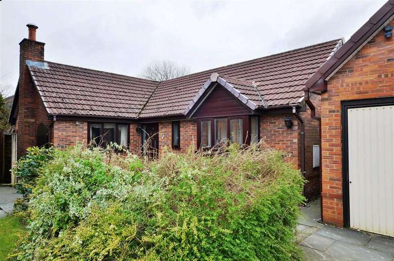 3 Bedrooms Detached Bungalow for sale in Ploughfields, Westhoughton