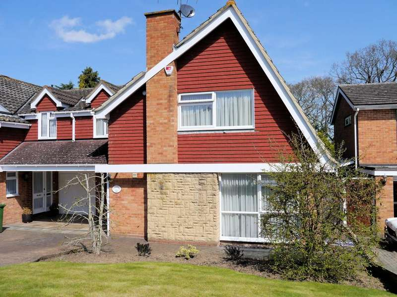 4 Bedrooms Link Detached House for sale in Wolf Lane, Windsor SL4