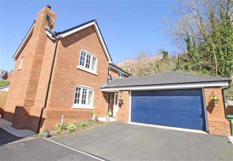 4 Bedrooms Detached House for sale in Tan-y-bryn Gardens, Llwydcoed, Aberdare