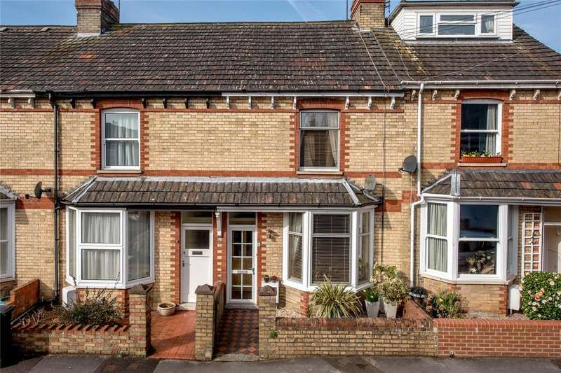 3 Bedrooms Terraced House for sale in Rosebery Street, Taunton, Somerset