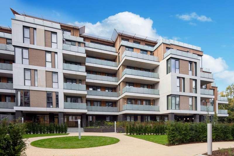 2 Bedrooms Apartment Flat for sale in Quebec Quarter, SE16
