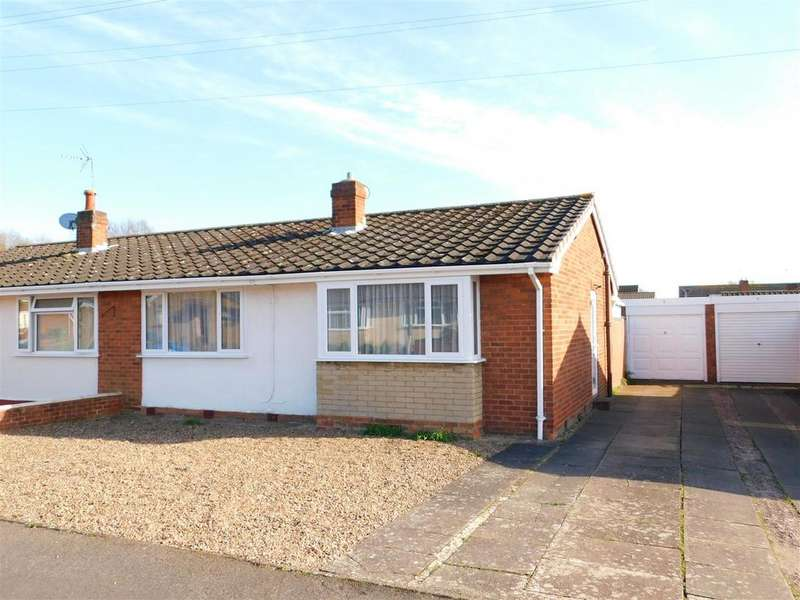 2 Bedrooms Semi Detached Bungalow for sale in Willowdene, Stourport On Severn