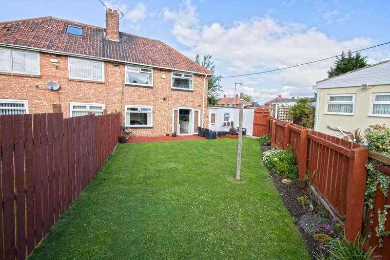 2 Bedrooms Semi Detached House for sale in Overdale Road, Middlesbrough TS3