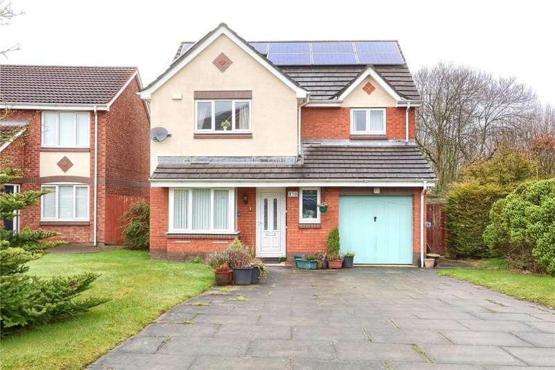 4 Bedrooms Detached House for sale in Skiplam Close, Hemlington