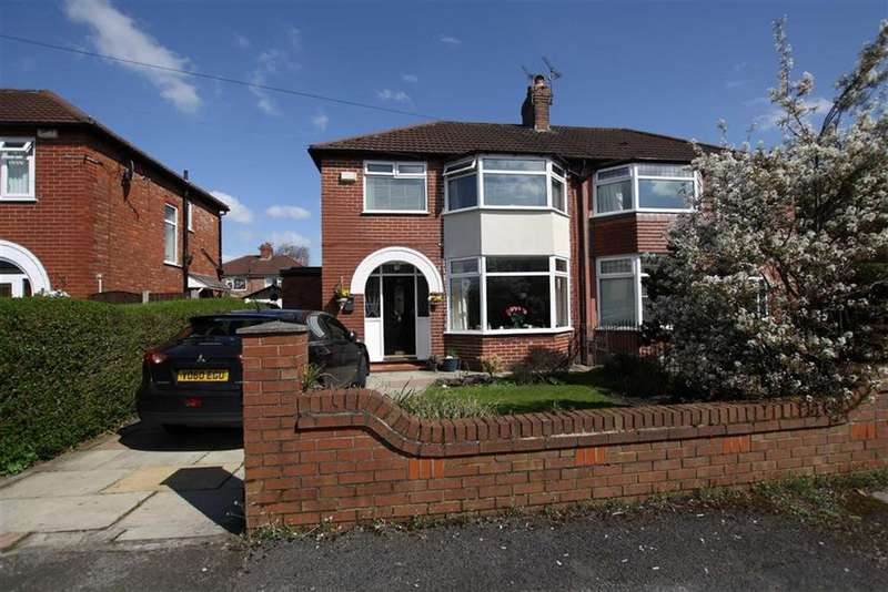 3 Bedrooms Semi Detached House for sale in Warbreck Grove, Sale