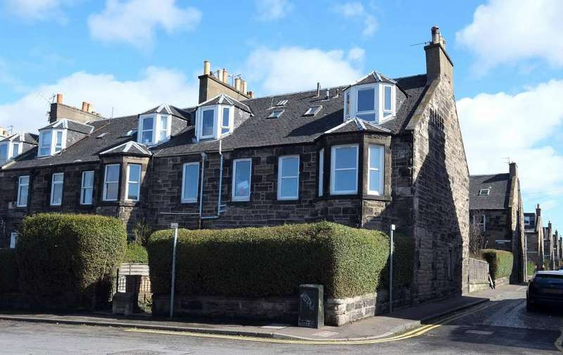 2 Bedrooms Flat for sale in 75 Lochend Road, Leith Links, EH6 8DQ