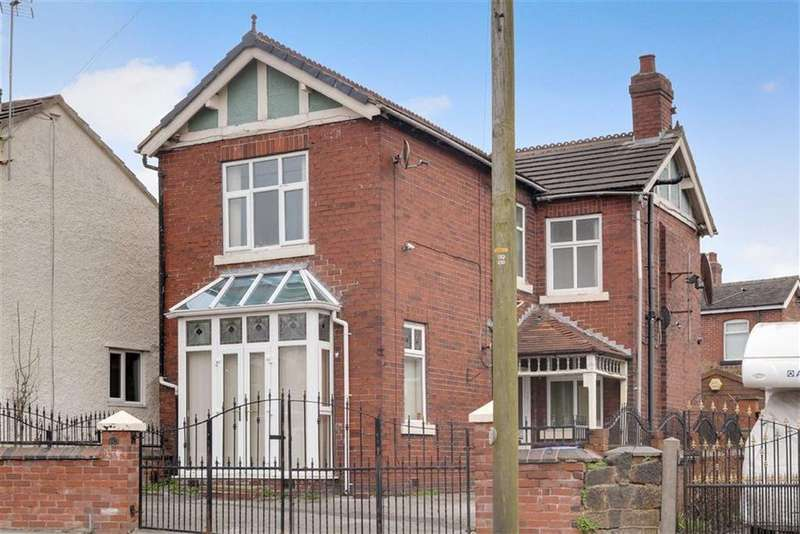 3 Bedrooms Detached House for sale in High Lane, Burslem, Stoke-on-Trent
