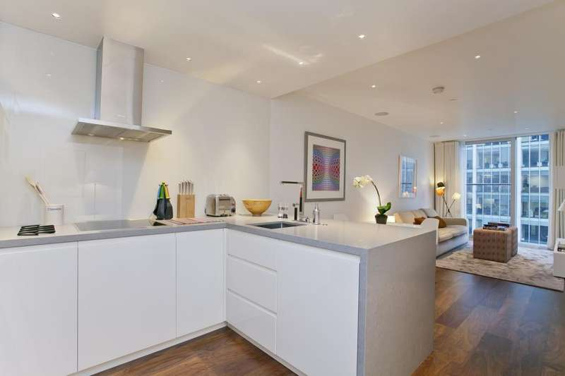 1 Bedroom Flat for sale in The Heron, 5 Moor Lane, London, EC2Y