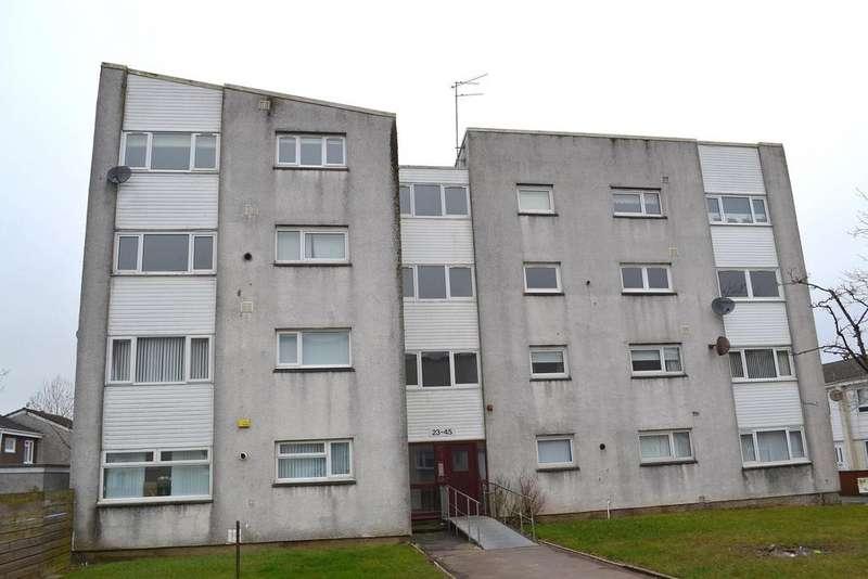 2 Bedrooms Flat for sale in 39 Alder Crescent, East Kilbride, G75 9HW