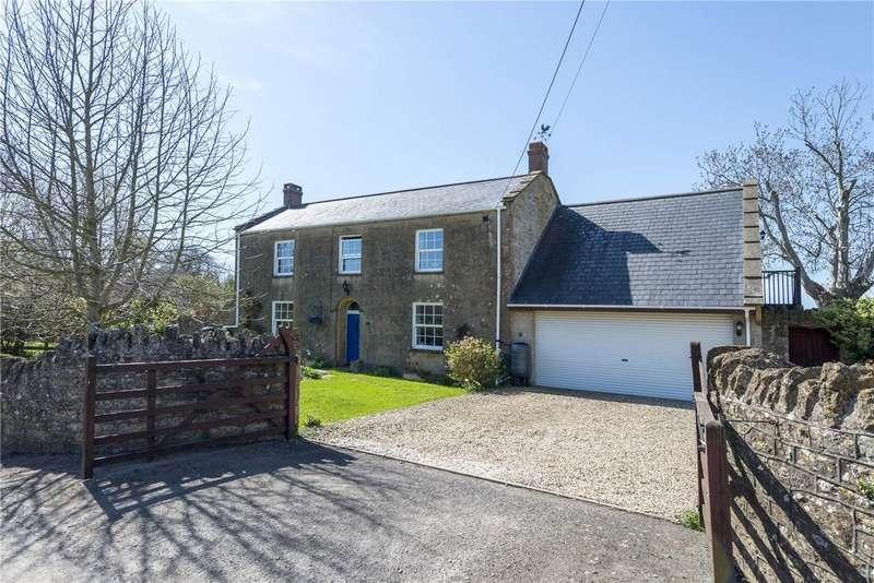 6 Bedrooms Detached House for sale in Boozer Pit, Merriott, Somerset
