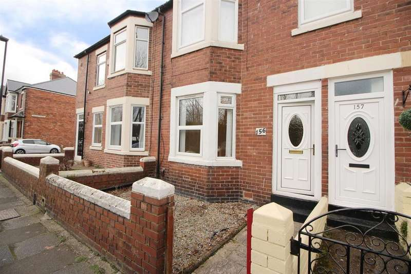 2 Bedrooms Apartment Flat for sale in Holly Avenue, Wallsend
