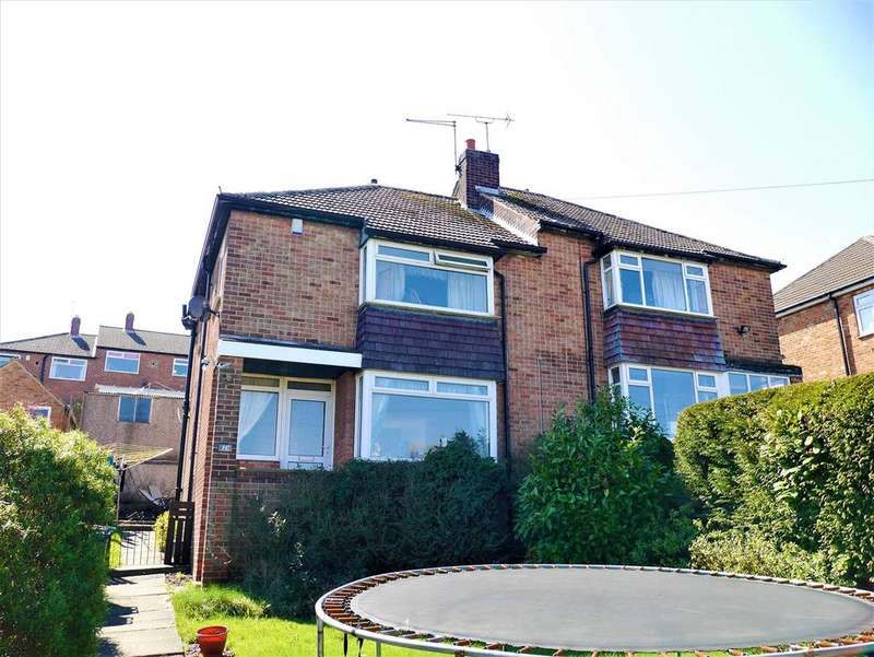 3 Bedrooms Semi Detached House for sale in Church Lane, Gomersal