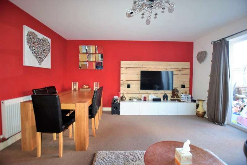 3 Bedrooms House for sale in River Plate Road, The Rydons, EX2