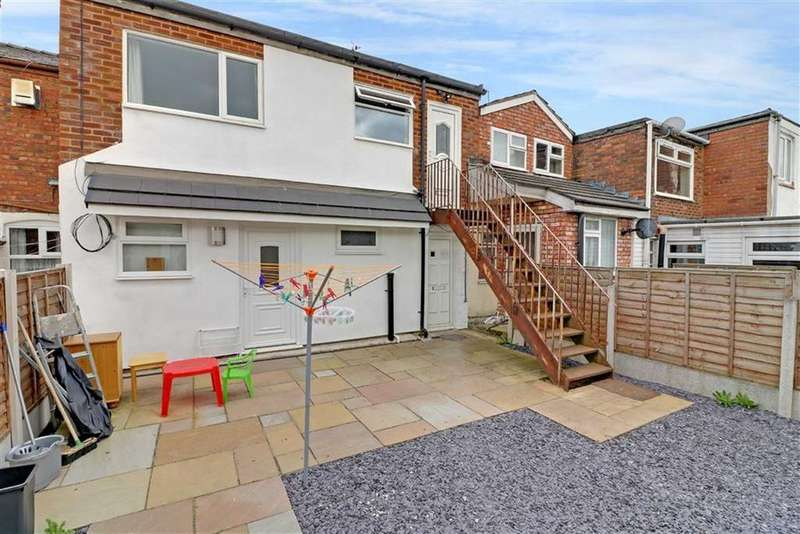 3 Bedrooms Detached House for sale in Delamere Street, Winsford, Cheshire